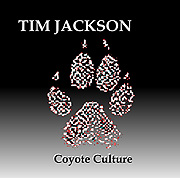 Coyote Culture cd cover.