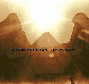 To stare at the sun cd cover.